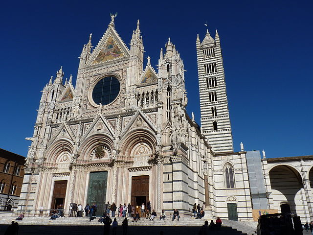 Historical sites in Siena, Tuscany to visit while you stay in villas in Tuscany