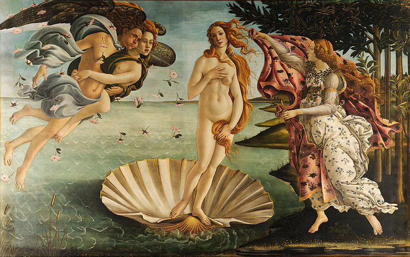 See the Birth of Venus in Florence, while on your Tuscany holidays