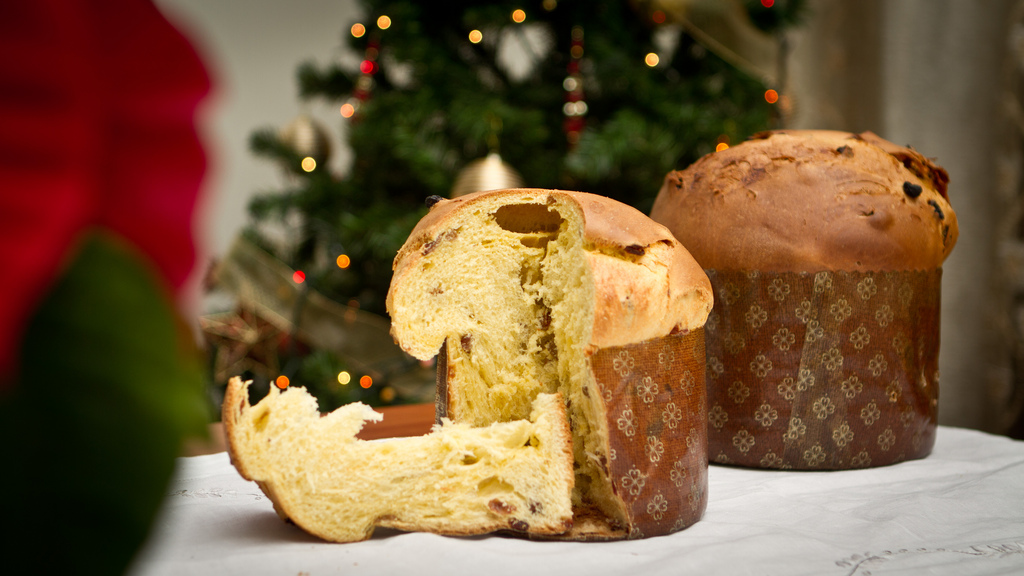 panettone recipe for while your staying in our luxury villas in Abruzzo