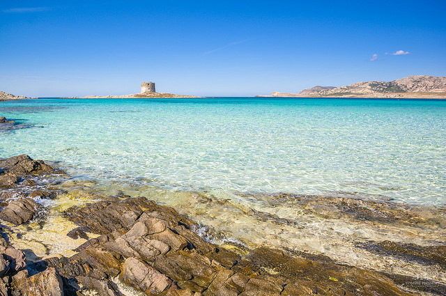 stunning beaches near our Sardinia villas with pools