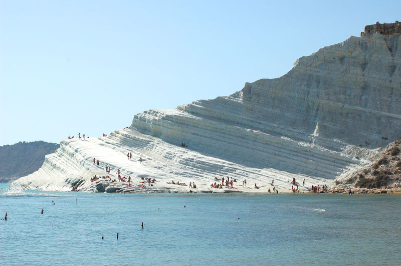 stunning beaches near our family villas in Sicily