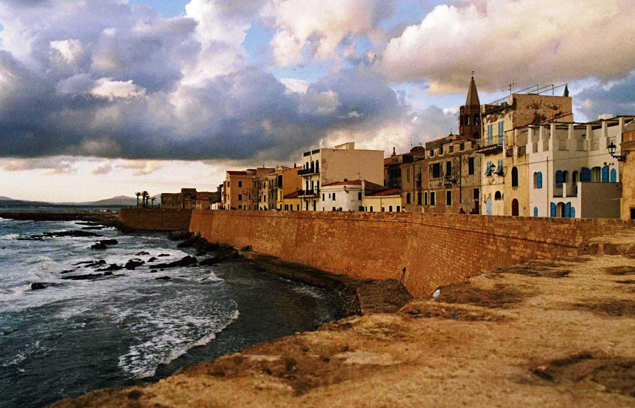 city in Sardinia, Alghero