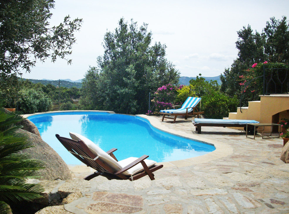 Villa in Sardinia from Essential italy