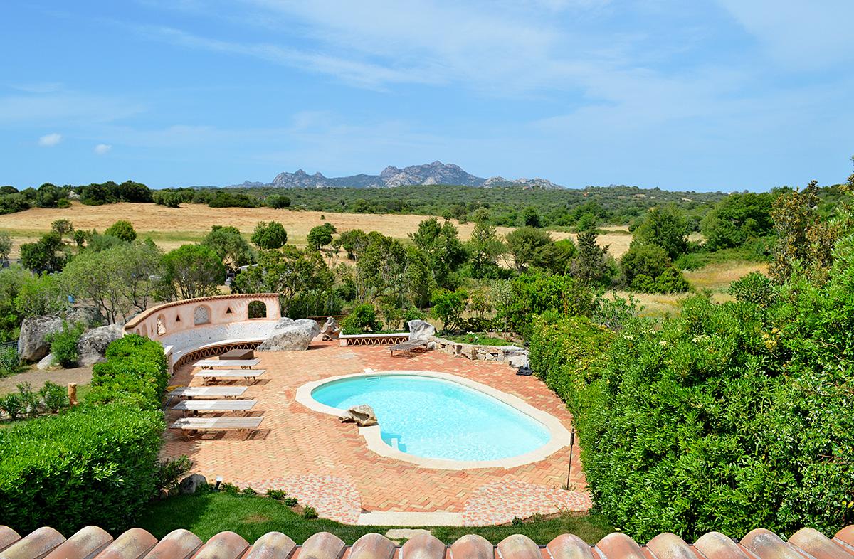 Sardinian villa Casa