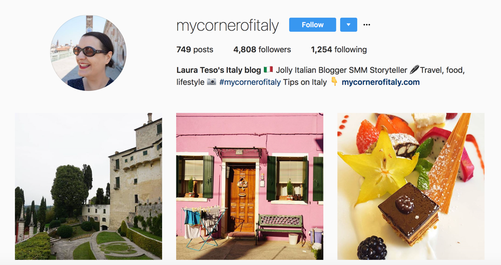 My Corner of Italy - @mycornerofitaly