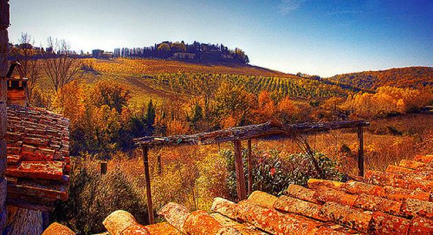 Italy in Autumn