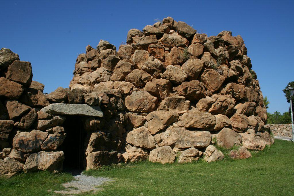 Nuraghe monuments.