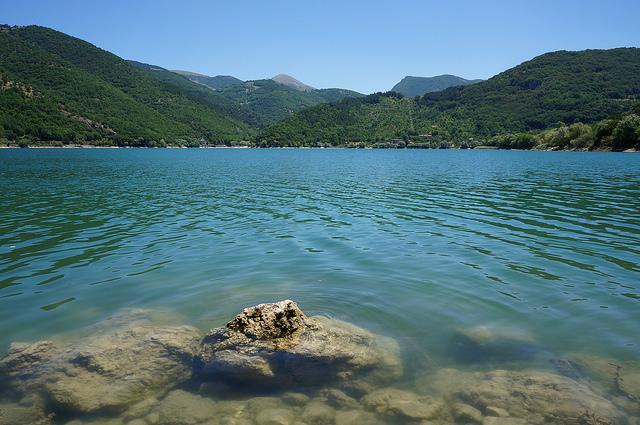 Lake Scanno, Abruzzo