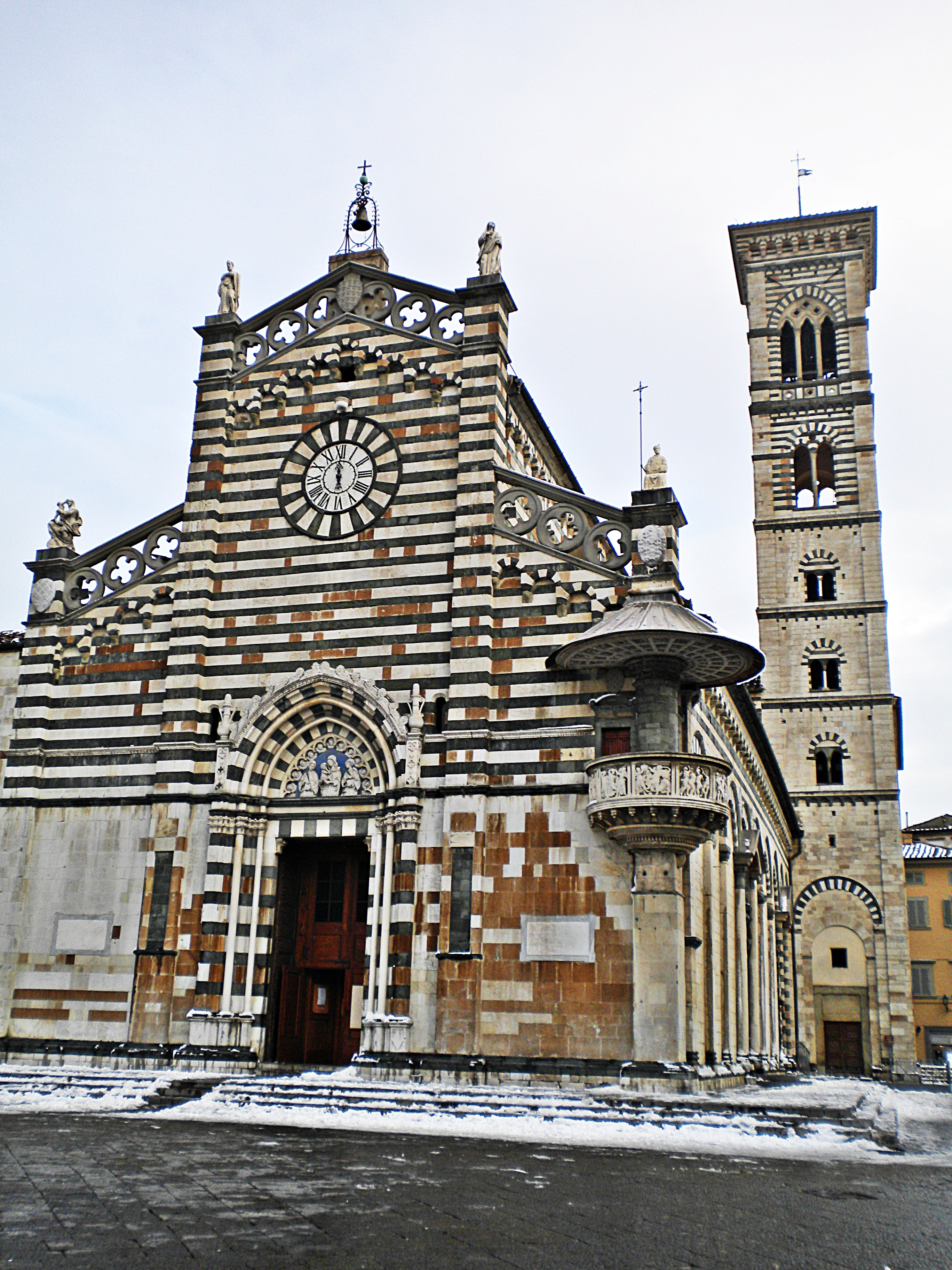 Cathedral of San Stefano, Prato