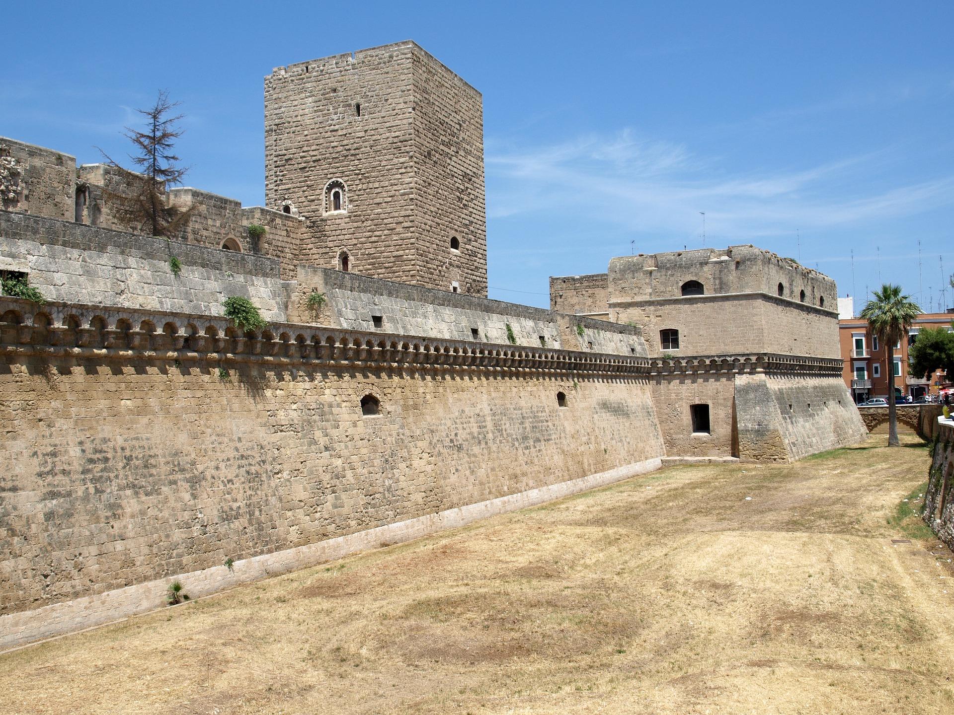 Bari Castle, Puglia