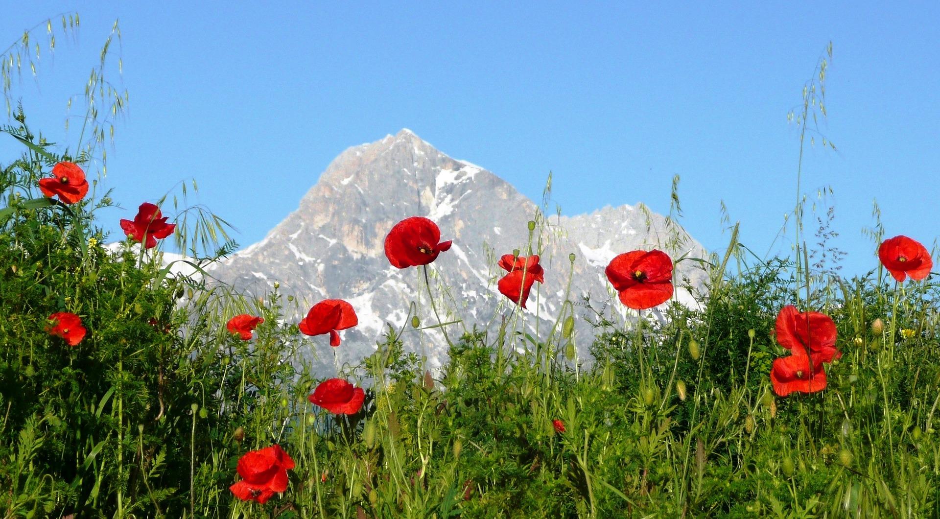 mountain range in Abruzzo