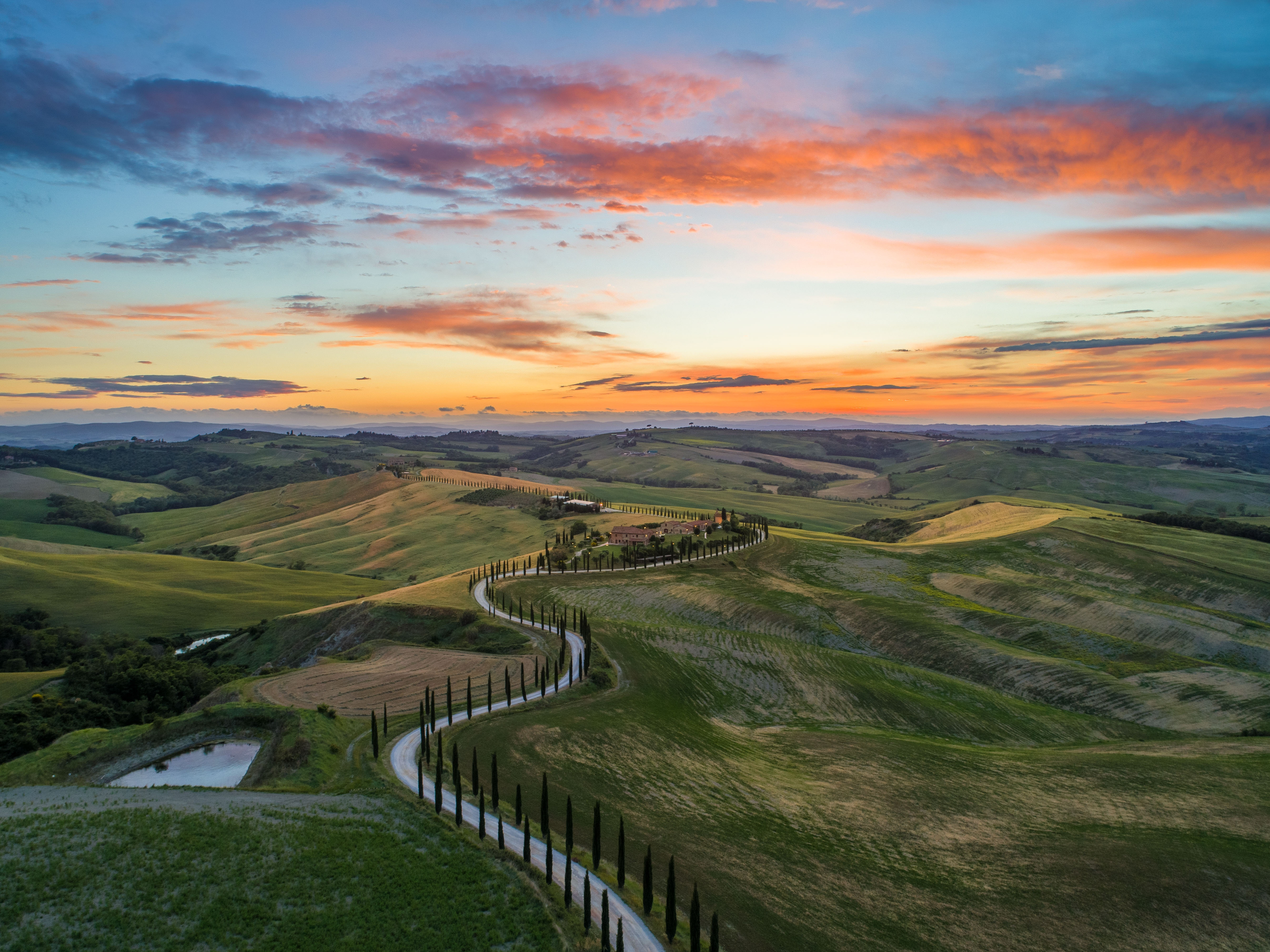The Best Places To Watch The Sunset In Tuscany
