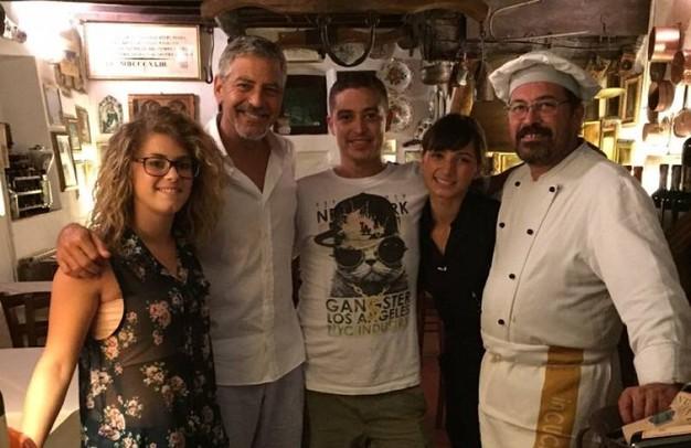 Massimo, Donata & family, luxury villa owners in Tuscany