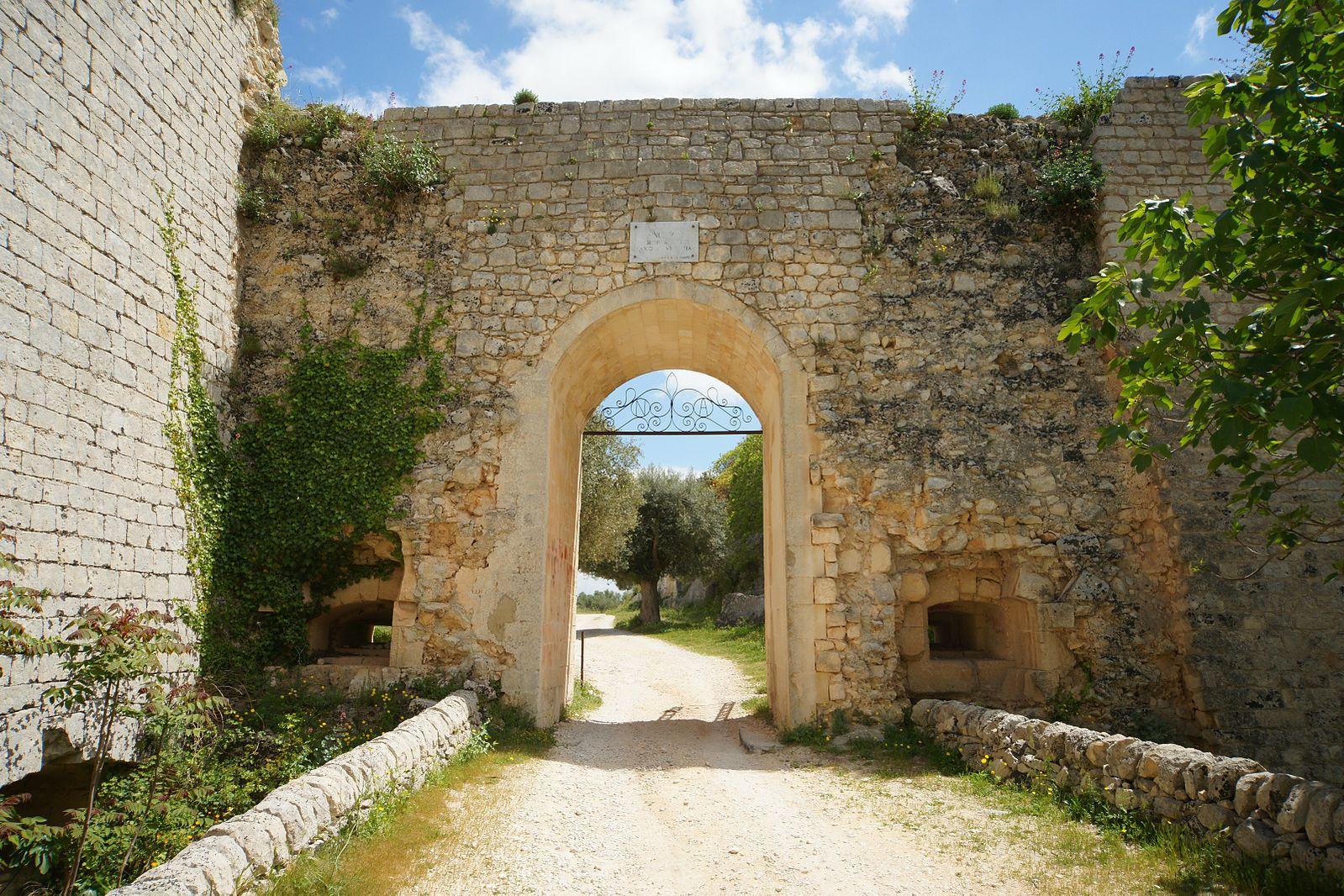 Noto Antica in Sicily