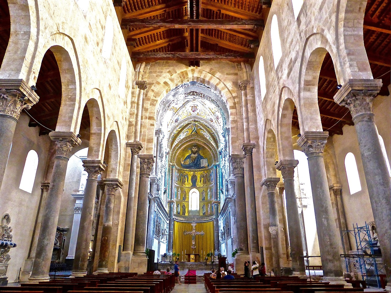Arabo-Norman cathedrals