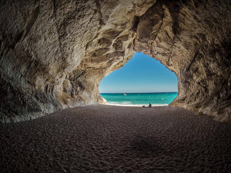 Cave in Sardinia