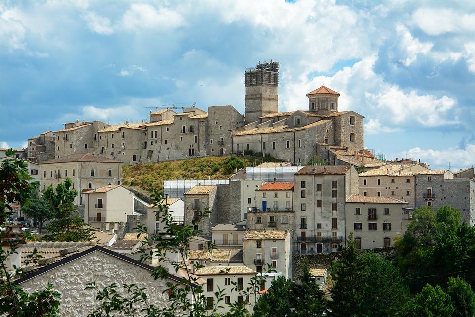 Town in Abruzzo
