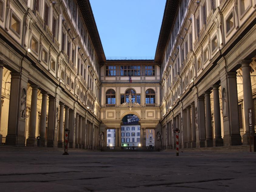 Gallery Uffizi