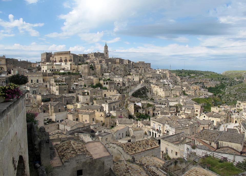 Puglia town