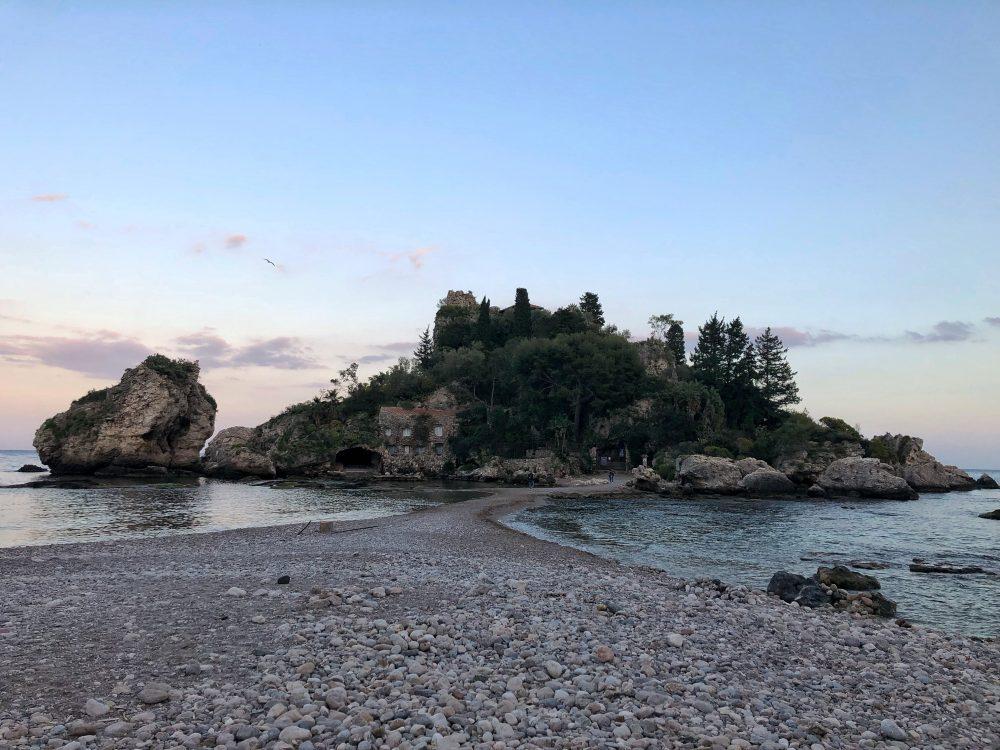 Isola Bella island.